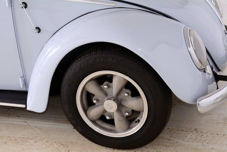 1966 Volkswagen Beetle Image 55