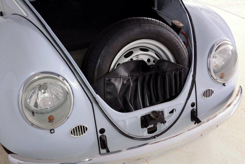 1966 Volkswagen Beetle Image 57