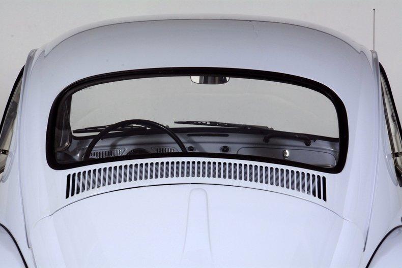 1966 Volkswagen Beetle Image 58