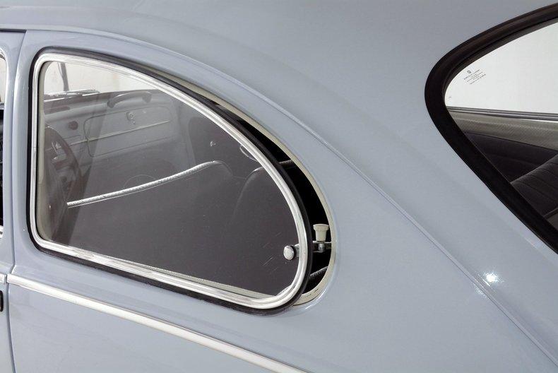 1966 Volkswagen Beetle Image 60