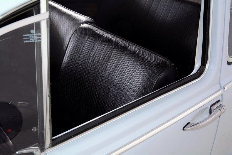 1966 Volkswagen Beetle Image 62