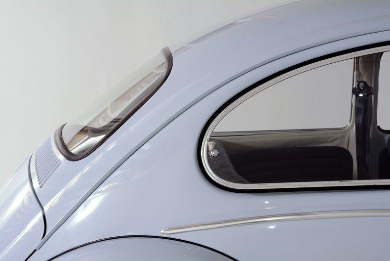 1966 Volkswagen Beetle Image 65