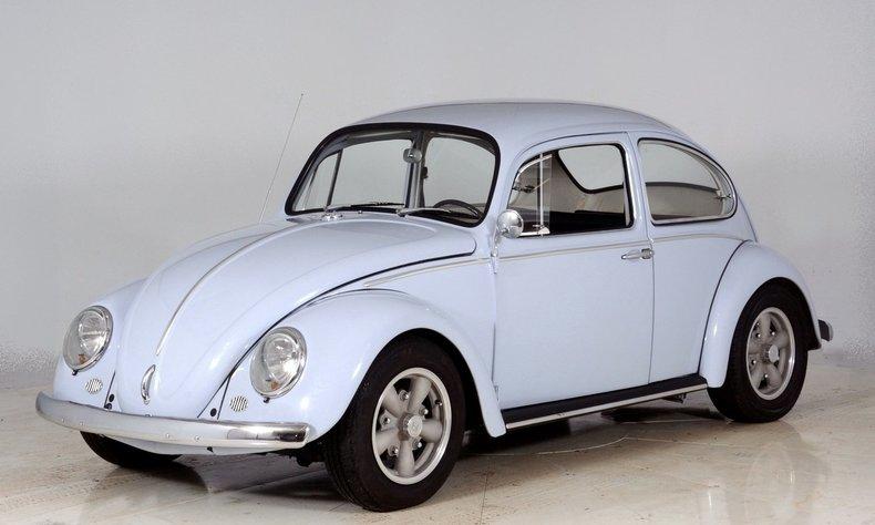 1966 Volkswagen Beetle Image 67