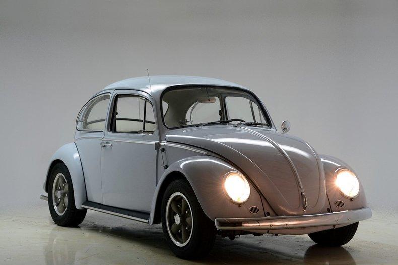 1966 Volkswagen Beetle Image 45