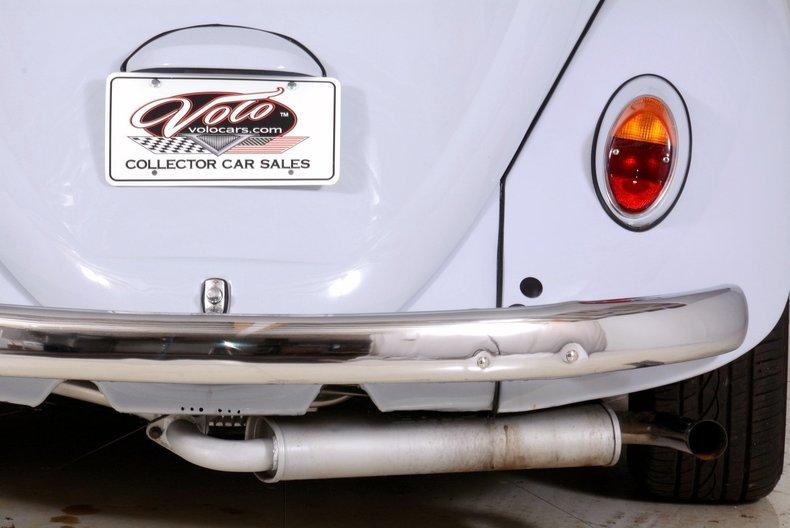 1966 Volkswagen Beetle Image 72