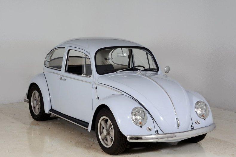 1966 Volkswagen Beetle Image 71