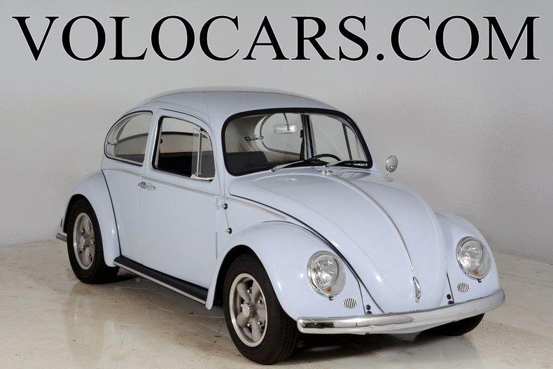 1966 Volkswagen Beetle Image 1