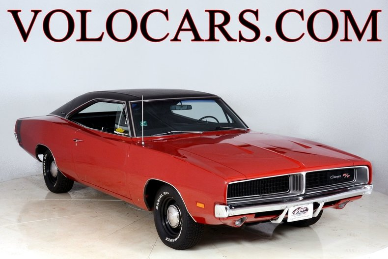 1969 Dodge Charger Image 1