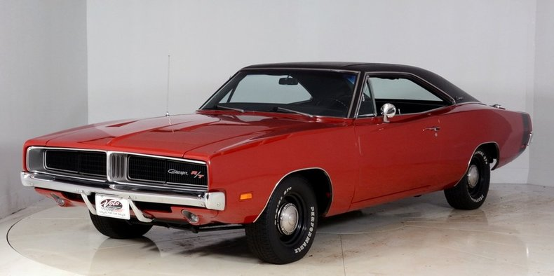 1969 Dodge Charger Image 13