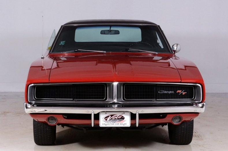 1969 Dodge Charger Image 32