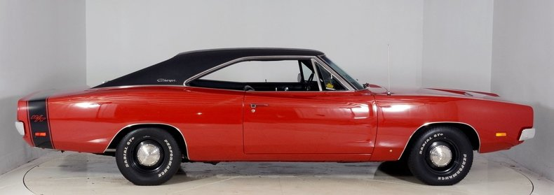 1969 Dodge Charger Image 70
