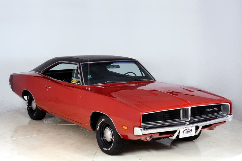 1969 Dodge Charger Image 77