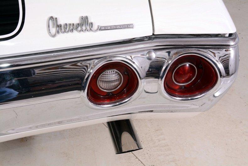 1972 Chevrolet Chevelle Image 43