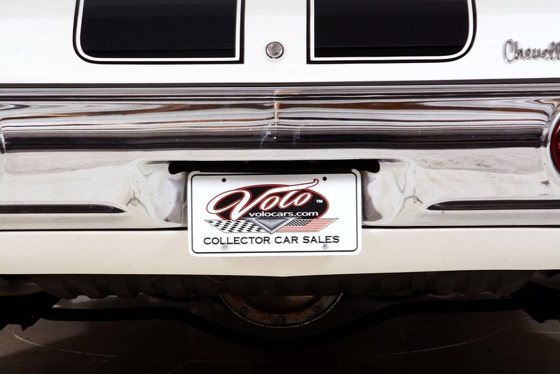 1972 Chevrolet Chevelle Image 62