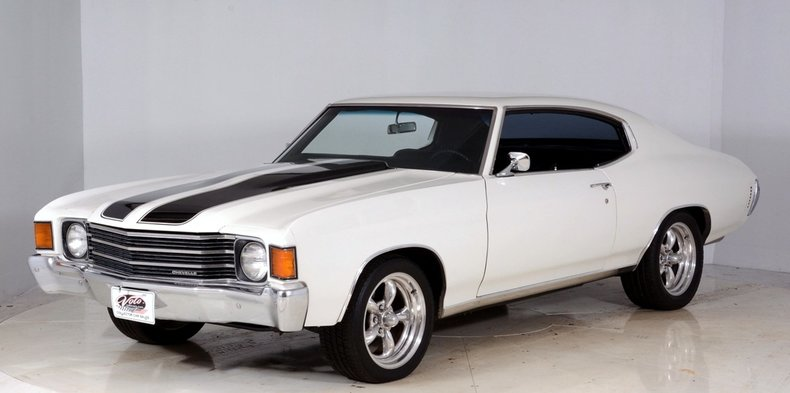 1972 Chevrolet Chevelle Image 67
