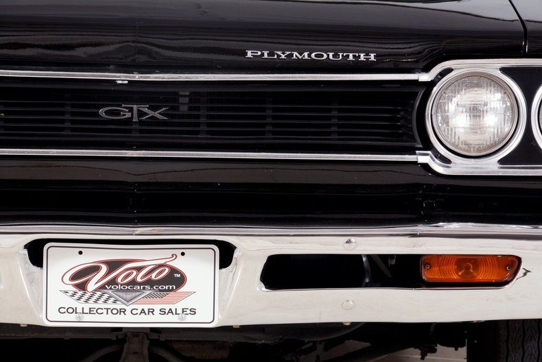 1968 Plymouth GTX Image 8