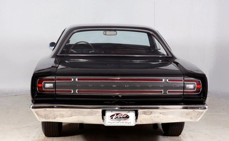 1968 Plymouth GTX Image 21