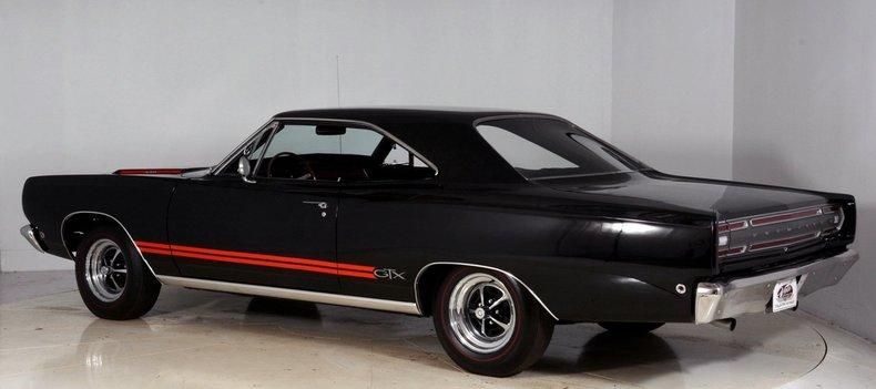 1968 Plymouth GTX Image 29