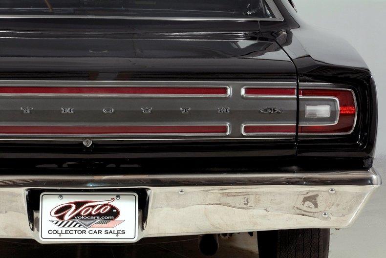 1968 Plymouth GTX Image 36