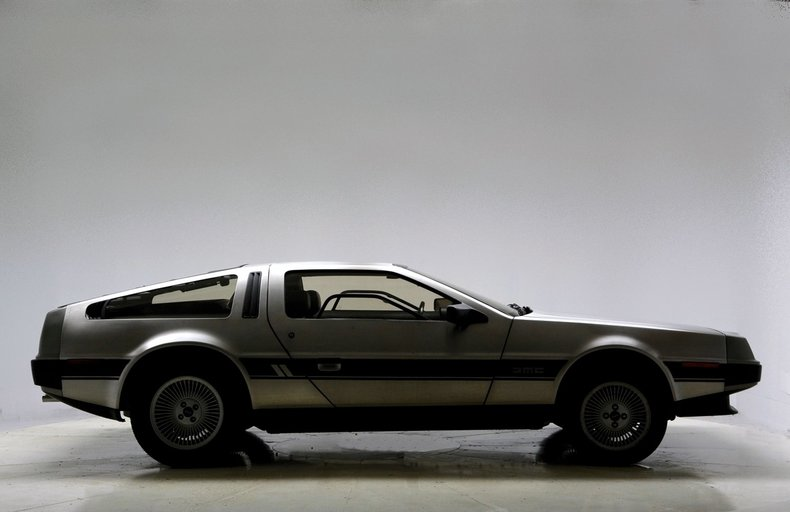 1981 DeLorean DMC-12 Image 5