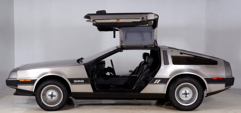 1981 DeLorean DMC-12 Image 8