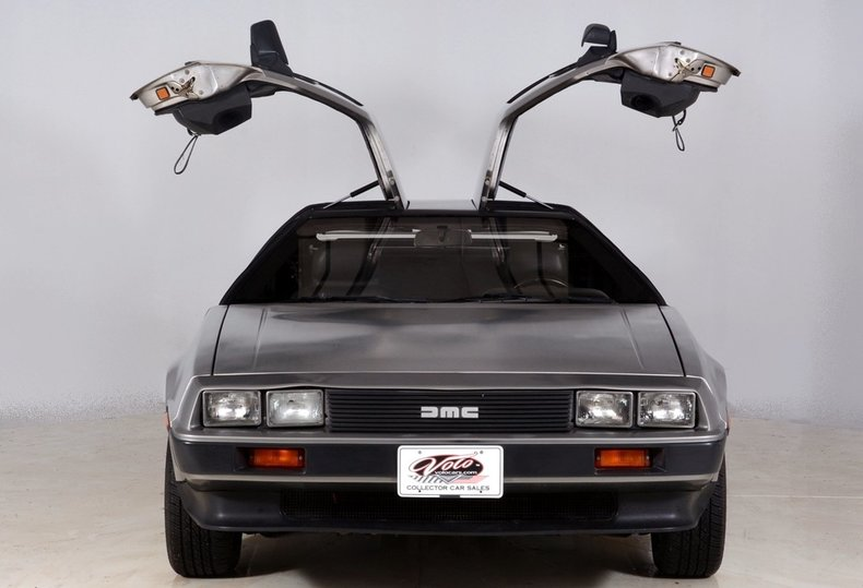 1981 DeLorean DMC-12 Image 9