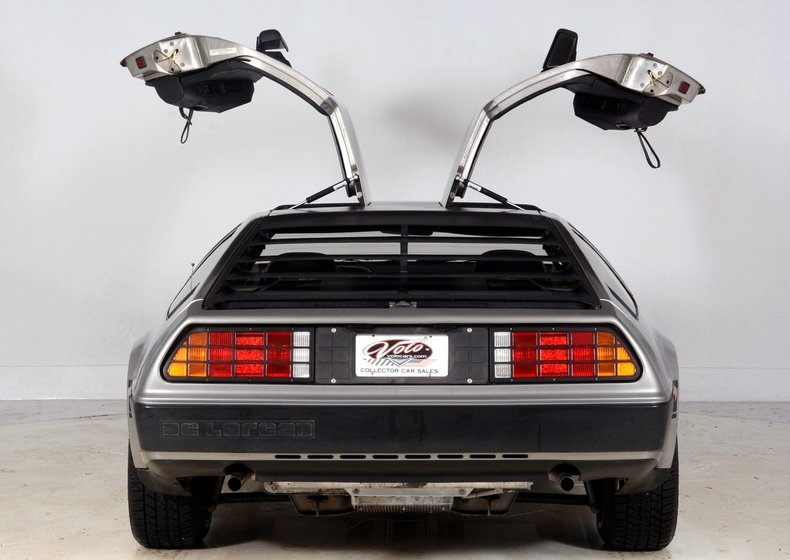 1981 DeLorean DMC-12 Image 12