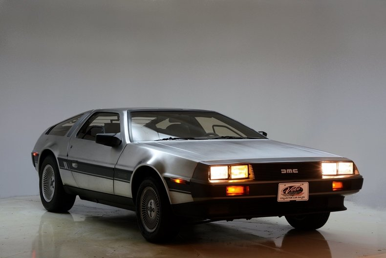 1981 DeLorean DMC-12 Image 13