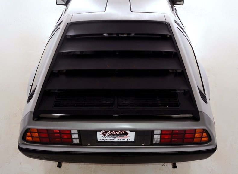 1981 DeLorean DMC-12 Image 27