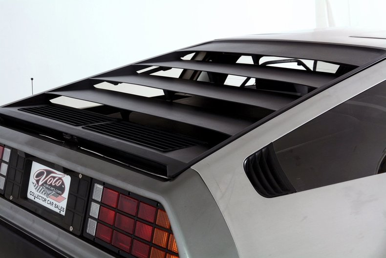 1981 DeLorean DMC-12 Image 32
