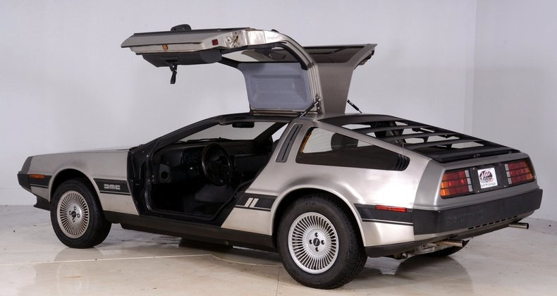 1981 DeLorean DMC-12 Image 35