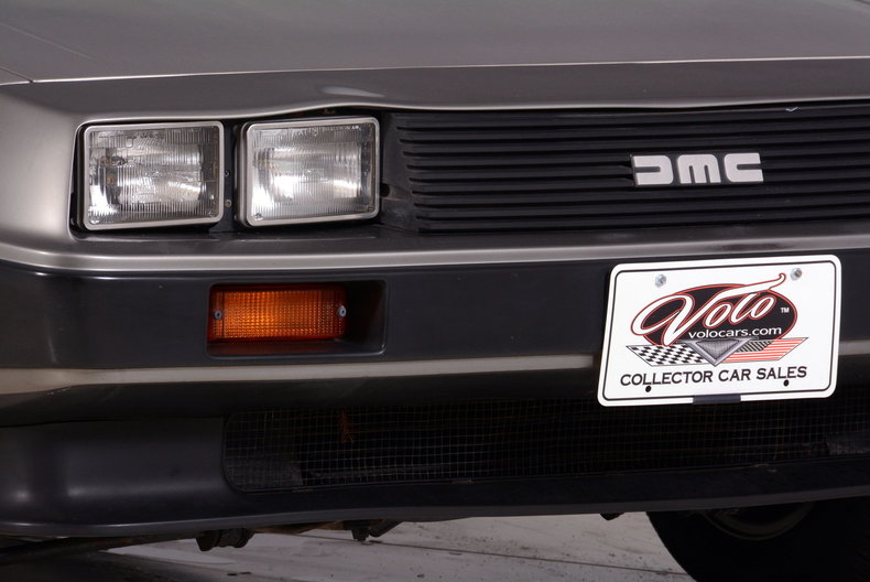 1981 DeLorean DMC-12 Image 36