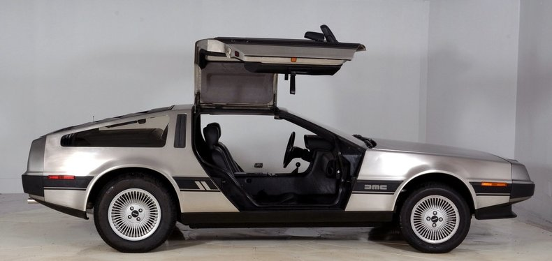 1981 DeLorean DMC-12 Image 41