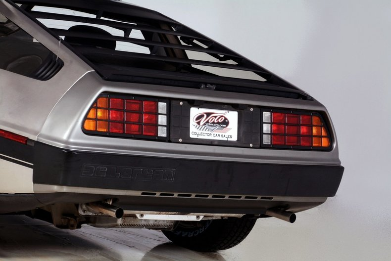 1981 DeLorean DMC-12 Image 51