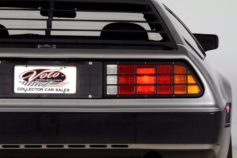 1981 DeLorean DMC-12 Image 62