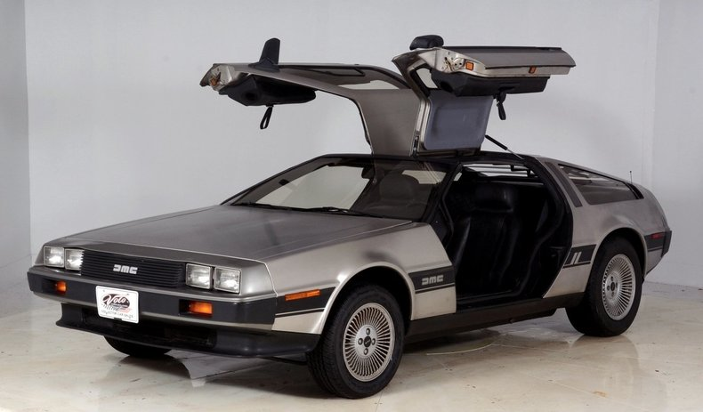 1981 DeLorean DMC-12 Image 68