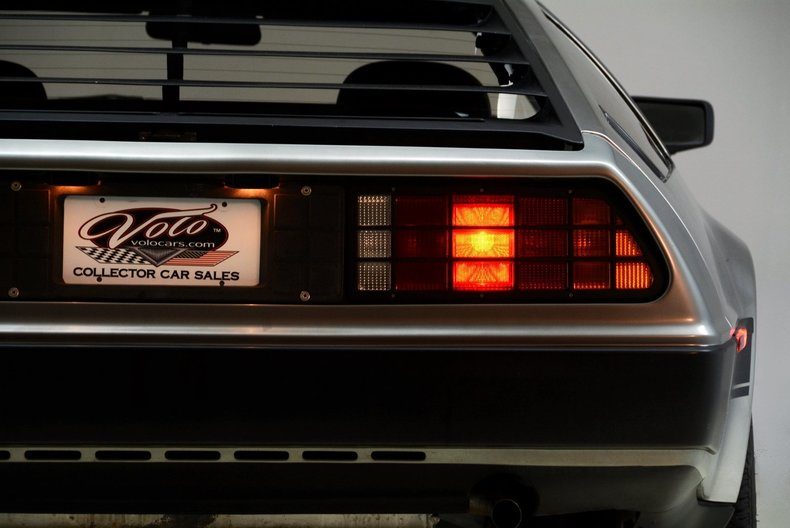 1981 DeLorean DMC-12 Image 73