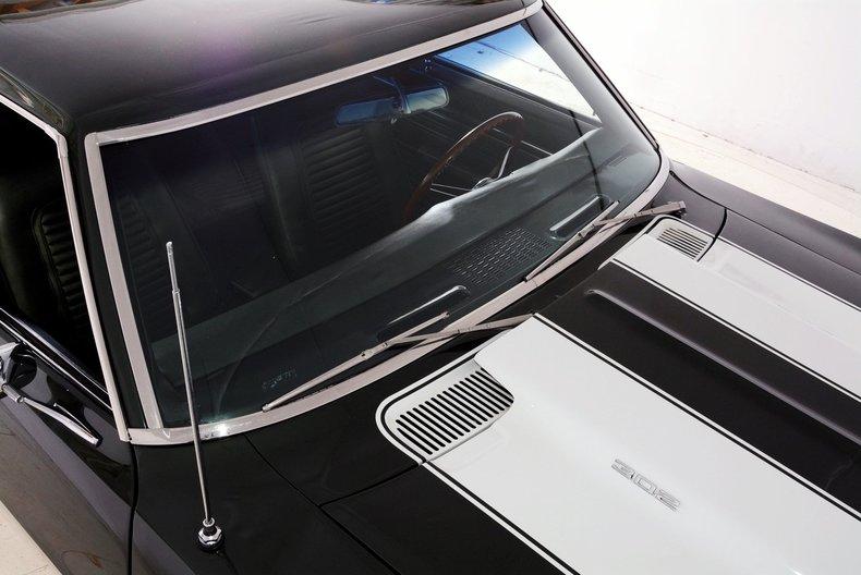 1969 Chevrolet Camaro Image 19