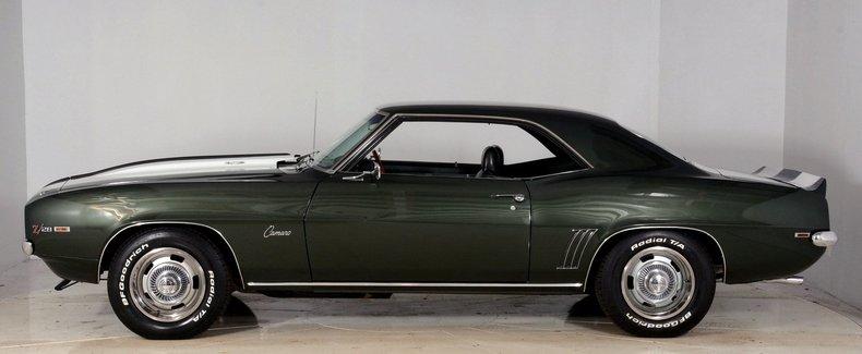 1969 Chevrolet Camaro Image 38