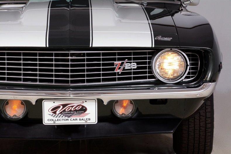 1969 Chevrolet Camaro Image 43