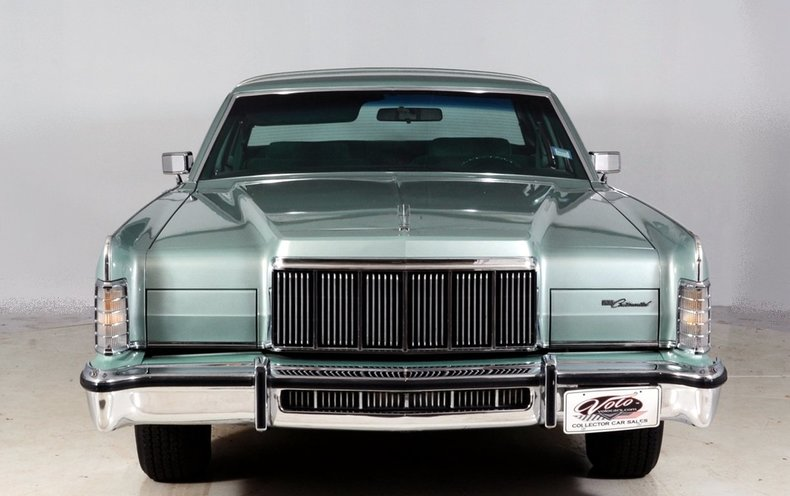 1976 Lincoln Continental Image 41