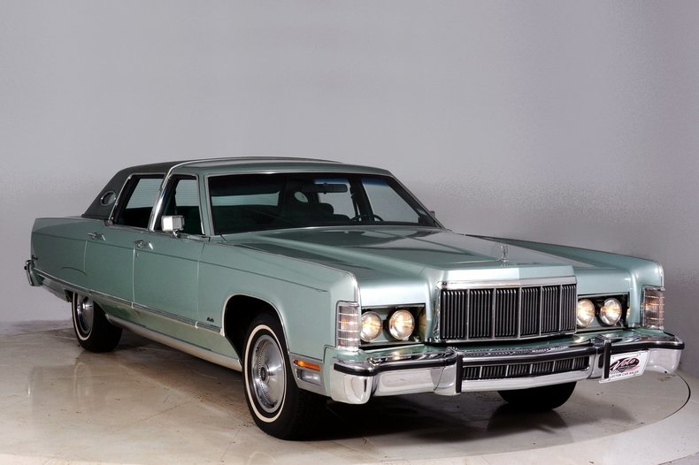 1976 lincoln continental. Black Bedroom Furniture Sets. Home Design Ideas