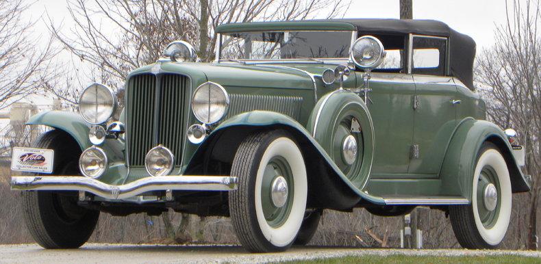 1933 Auburn 12-161A Image 5