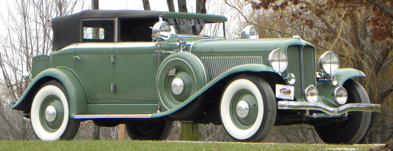 1933 Auburn 12-161A Image 8
