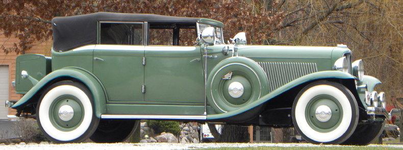 1933 Auburn 12-161A Image 9