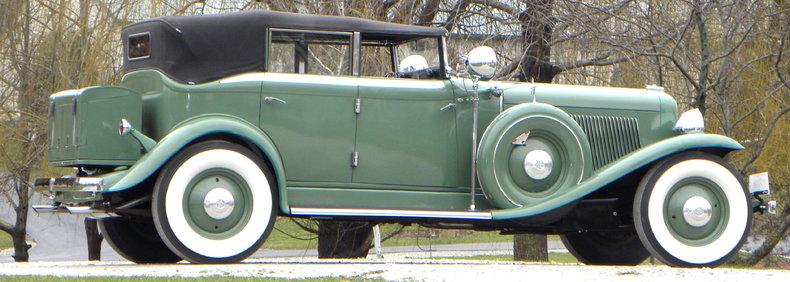 1933 Auburn 12-161A Image 10