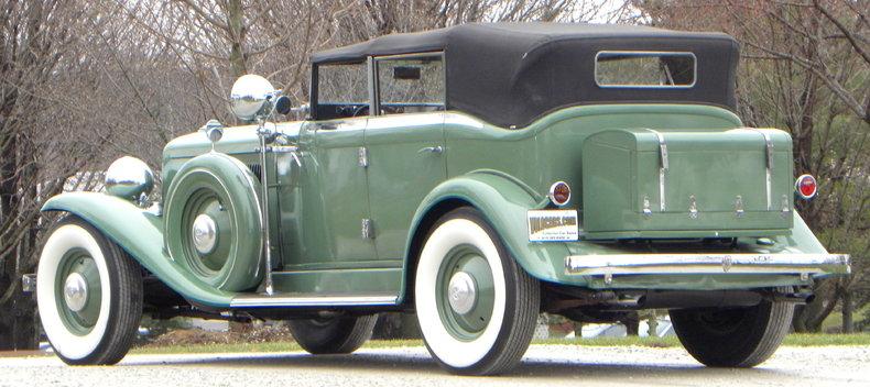 1933 Auburn 12-161A Image 11