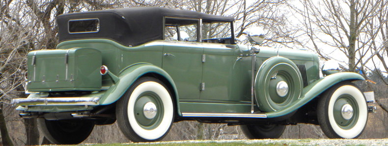 1933 Auburn 12-161A Image 15