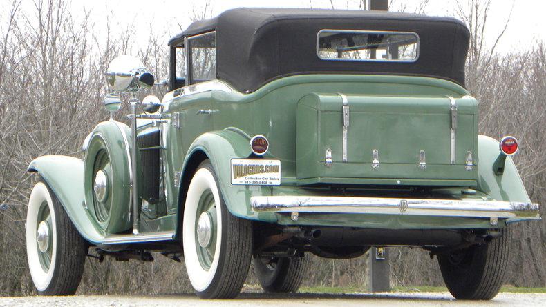 1933 Auburn 12-161A Image 19