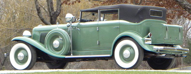 1933 Auburn 12-161A Image 20